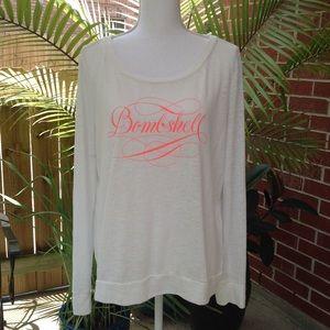 Victoria's Secret Bomshell long sleeve shirt XL